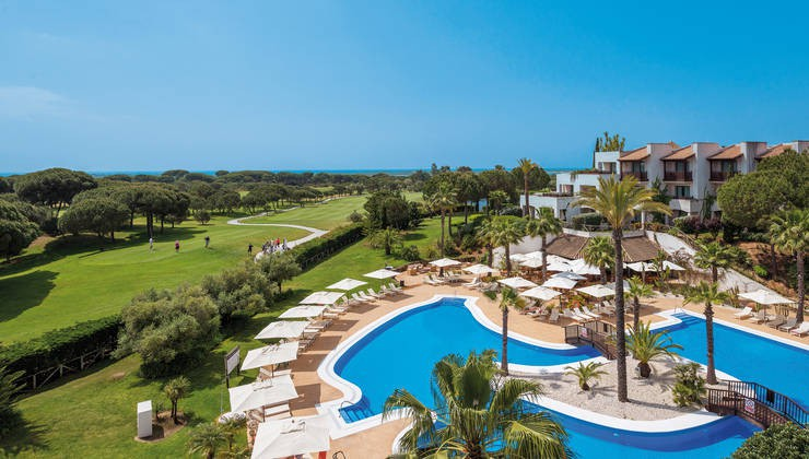 Afbeelding bij El Rompido golf en beach resort